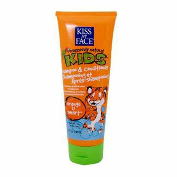 Kiss My Face Corp. Kiss My Face Kids Shampoo and Conditioner Orange U Smart 8 fl oz