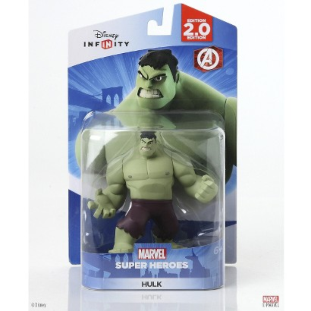 Disney Interactive Disney Infinity: Marvel Super Heroes 2.0 Edition - Hulk