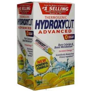 Unknown Hydroxycut, Advanced, Lemonade, 21pk, 2.37 ounces Box