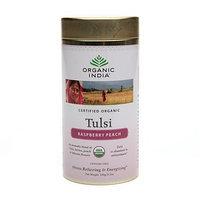 Organic India Herbal Supplement Tulsi Tea Loose Leaf Canister