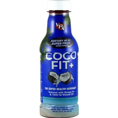 VPX Rtd's Coco Fit, Acia,16.2-Ounces Bottles (Pack of 12)