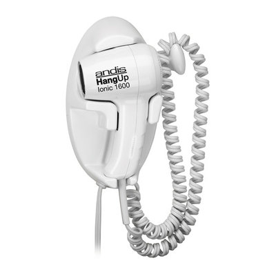 Andis Company 30760 A 1600w Hang-up Ionic w/ Light