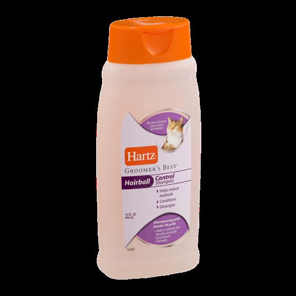 Hartz Groomer's Best Hairball Control Shampoo
