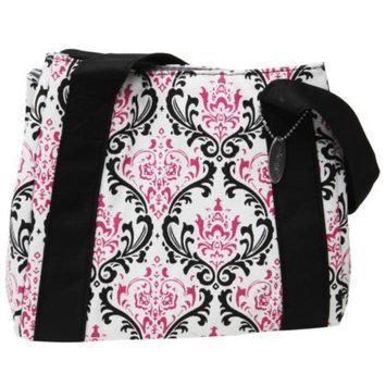 Fit & Fresh Venice Insulated Designer Bag, Pink, 1 ea