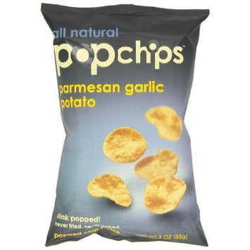 popchips Parmesan Garlic Potato Chips