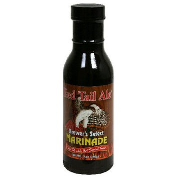 Red Tail Ale, Marinade Brewers Select, 13.5-Ounce (6 Pack)