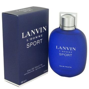 Lanvin L'Homme Sport Cologne Edt 3.3 Oz For Men