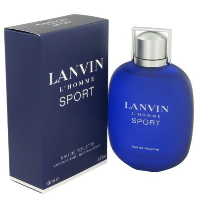 Lanvin L'Homme Sport Cologne Edt 3.3 Oz For Men