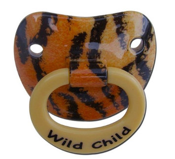 Billy Bob Wild Child Tiger Pacifier