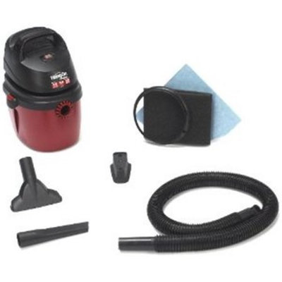 Shop Vac 1.5 Gallon Hang On Portable Vac