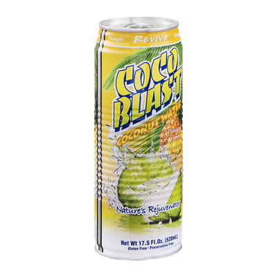 Coco Blast Coconut Water  Pineapple