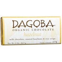 Dagoba Organic Chocolate Bar, Hazelnut
