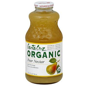 Santa Cruz Organic Pear Nectar Juice