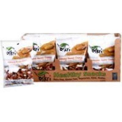 Oskri Organics Almond Honey Crunch 3.5 Oz