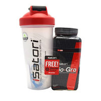 iSatori Bio-Gro + Blender Bottle Unflavored 180 g