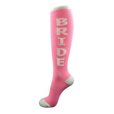 Tabatchnick Pink Bride Knee High Tube Socks