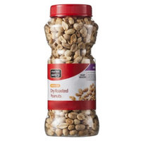 market pantry Market Pantry Dry Roasted Unsalted Peanuts 16 oz