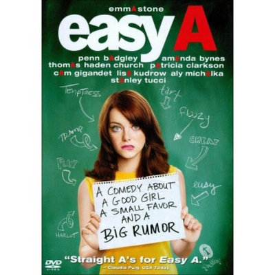 Easy A - Widescreen Dubbed Subtitle AC3 - DVD