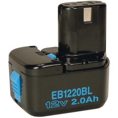 Hitachi 12V 2 Ah Ni-Cd Battery for EB1220BL
