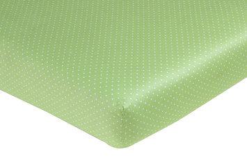 Jojo Designs, Llc. Sweet Jojo Designs Olivia Collection Fitted Crib Sheet - Mini Polka Dot