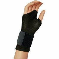 Bell-Horn Support Gloves in Black (Pair)