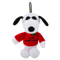 PeanutsA Snoopy Joe Mistletoe Dog Toy