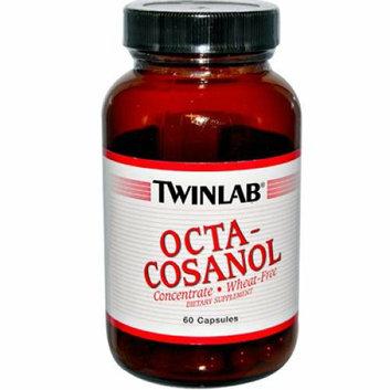 Twinlab Octacosanol 8000 mcg 60 Capsules