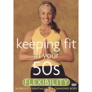 Acorn Media Keeping Fit in Your 50s: Flexibility - DVD