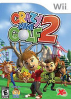 Zoo Games Crazy Mini Golf 2