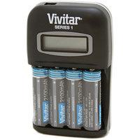 Sakar Vivitar 1 Hour LCD Charger