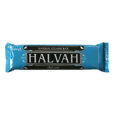 Camel Halvah Bar, Deluxe, 3-Ounce Bars (Pack of 20)