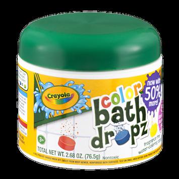 Crayola Bath Dropz Color
