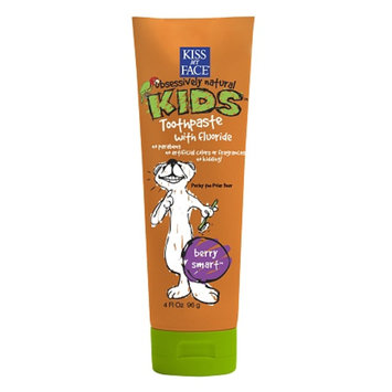 Kiss My Face Kids Toothpaste with Fluoride