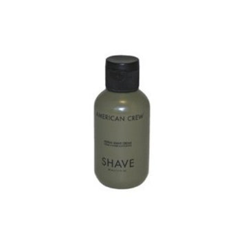 Herbal Shave Cream by American Crew for Men - 1.7 oz Shave Cream