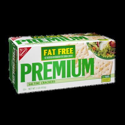 Nabisco Premium Fat Free Saltine Crackers