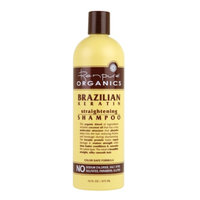Renpure Originals Brazilian Keratin Straightening Shampoo