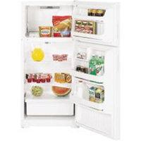 Hotpoint 15.6 cu. ft. Top Freezer Refrigerator - White