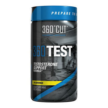 360 Cut 360Test Testosterone Support Formula 180 Capsules