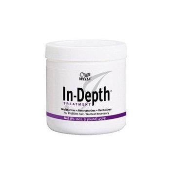 Wella In-Depth Hair Treatment 16oz.