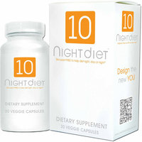 Creative Bioscience 10 Night Diet Veggie Capsules