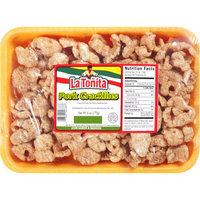 La Tonita Pork Cracklins, 6 oz