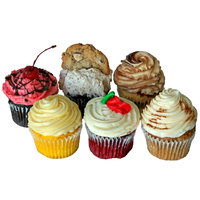 Assorted Gourmet Cupcakes