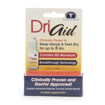 Physicians Prefer DriAid