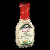 Maple Grove Farms Of Vermont Dressing Italian White Balsamic Sugar Free