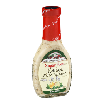 Maple Grove Farms Of Vermont Dressing Italian White Balsamic Sugar Free