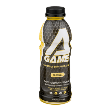 AGame Cross Functional Beverage Tropical