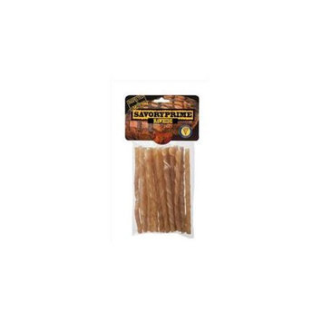 Savory Prime 20 count Twist Sticks, 5 in. Natural