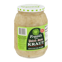 Frank's Kraut Polish Style