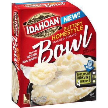 Idahoan Foods Idahoan Buttery Homestyle Mashed Potato Bowl, 4 oz