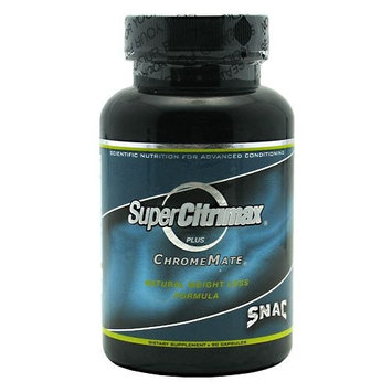 Citrimax plus ChromeMate, 90 Capsules, From SNAC